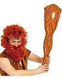 Horror-Shop Steinzeit Keule als aufblasbares Faschings Kostümzubehör 78cm