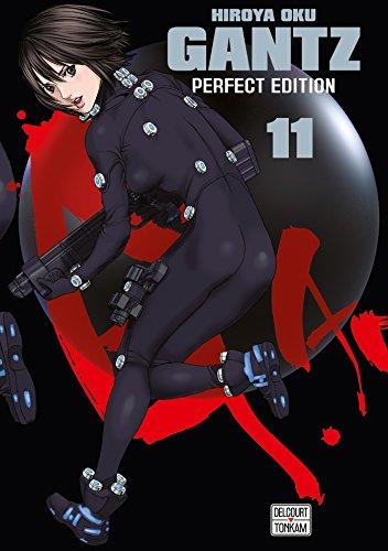 Gantz Edition perfect Tome 11