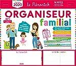 Organiseur familial Mémoniak 2019-2020 d'Editions 365