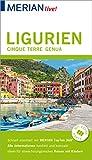 MERIAN live! Reiseführer Ligurien, Cinque Terre, Genua: Mit Extra-Karte zum Herausnehmen - Ralf Nestmeyer