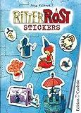Ritter Rost Stickers Heft
