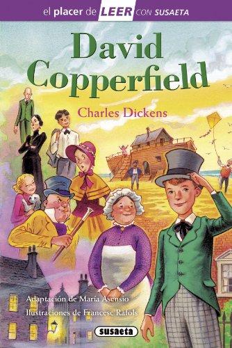 David Copperfield (El placer de LEER con Susaeta - nivel 4)