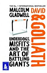 David and Goliath: Underdogs, Misfits and the Art of Battling Giants (Large Print Edition)