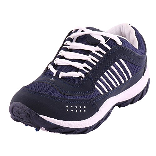 Bindas Men's Blue Sports Shoes 8 UK