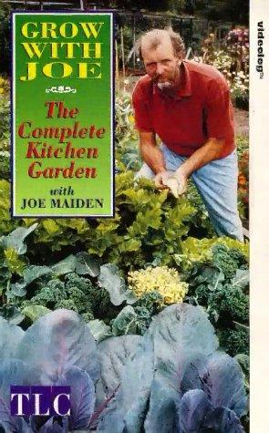 Preisvergleich Produktbild Grow With Joe - the Complete Kitchen Garden [VHS] [UK Import]