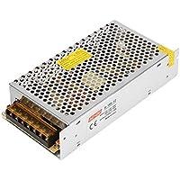AC 200W Fuente de alimentación del interruptor 110V-220V 12V / 16.7A Fuente de alimentación de conmutación Adaptador de controlador Convertidor de voltaje