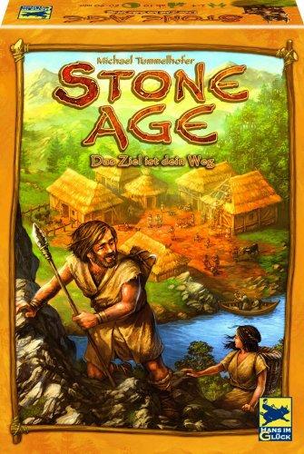Hans im Glück 48183 - Stone Age, Strategiespiel