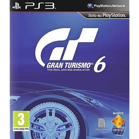 Gran Turismo 6 [Importación Italiana]