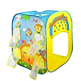 #3: PIGLOO® Amusement Park Theme Play Tent House for Kids Ages 3+ Years, 100 x 85 x 85 cm