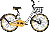 DURATEL s.r.l. Bicicletta City-Bike Ruote antiforatura 26""