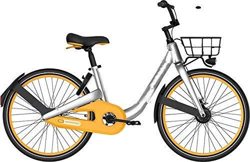 DURATEL s.r.l. Bicicletta City-Bike Ruote antiforatura 26'