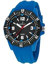 Reloj NOWLEY Correa de Silicona Negro 8-6191-0-4