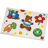 Puzzle Meine ersten Bilder: Erste Bildmotive erkennen und richtig einsetzen!
