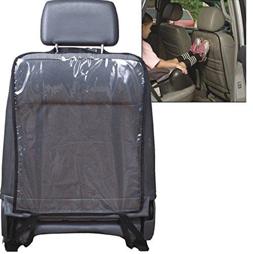 2x Autositz Rücklehne Schoner Rücksitzschutz Rückenlehne Kinderfuß Schutz - kein Dreck der Schuhe auf Rückenlehne Rückenlehne Schuhe