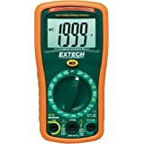 Extech EX310 multímetro Digital 2000 conteo CAT III 600 V
