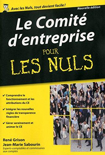 Le Comité d'entreprise pour les Nuls poche par René GRISON