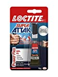 Adesivo - Colla Super ATTAK MAXI POWER FLEX GEL HENKEL - LOCTITE 1605731 10g