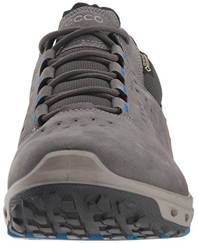 Basso grigio Venture Ecco Da Scuro Biom Scarpe Uomo Trekking Grigio 6CvqYZw