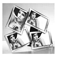 Idea Regalo - Mascagni Portafoto multiplo 10 x 15 189 Sparkle, metallo