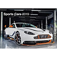 Sports Cars 2019 - Autokalender, Motorsportkalender, Fotokalender  -  29,7 x 42 cm