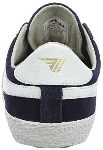 White Gola Damen Kurzschaft Specialist Blau Navy Stiefel S8Y8Rq0w