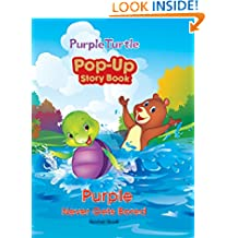 Purple Turtle - Purple Never Gets Bored