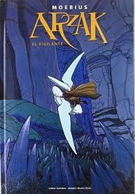 ARZAK. EL VIGILANTE par  Moebius