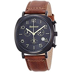 Mens Barbour Beacon Chrono Chronograph Watch BB019BKTN