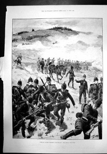 Gehen Sie Galerie-Wagen-Werkzeug-Korb der Arbeits-W Fyfe 1871 vom schottischen zurück