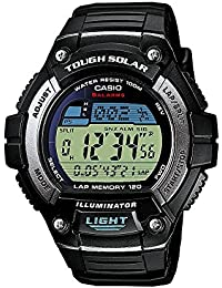 Casio Sports Solaruhr Herrenuhr Digitaluhr W-S220-1AVEF