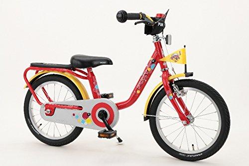 Kinder-Spielfahrrad PUKY Z 6, Farbe:rot