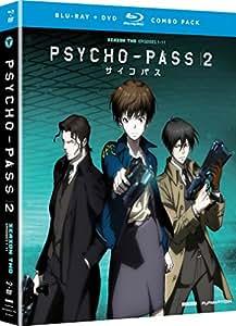 Psycho-Pass 2: Season Two (4 Blu-Ray) [Edizione: Stati Uniti]
