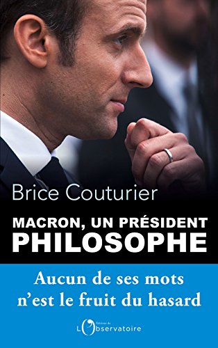 Image result for Macron, un président philosophe