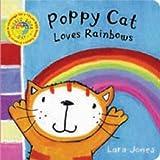 Poppy Cat World Book Day Book: Poppy Cat Loves Rainbows