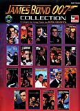 James Bond Selections (easy piano/CD) --- Piano - Norman, M & Barry, J --- Alfred Publishing