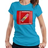 Cloud City 7 Back To The Future Hoverboard Break in 2015 Women's T-Shirt