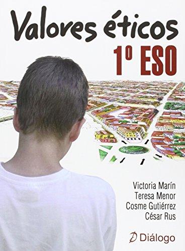 Valores Éticos 1º ESO - 9788496976832