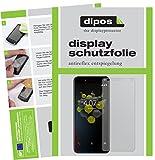 dipos I 6X Schutzfolie matt passend für Allview A9 Plus Folie Bildschirmschutzfolie
