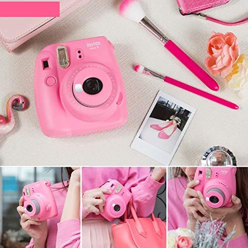lymty Fuji Polaroid Selbstauslöser-Schönheitskamera Mini9 Candy Color Mini8s Upgrade-Version Einer Imaging-Kamera