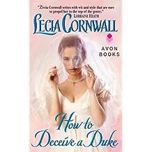 How to Deceive a Duke (The Temberlay)