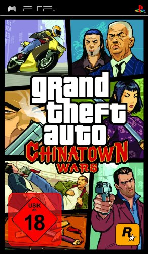 Grand Theft Auto: Chinatown Wars (Grand Theft Auto Chinatown Psp)