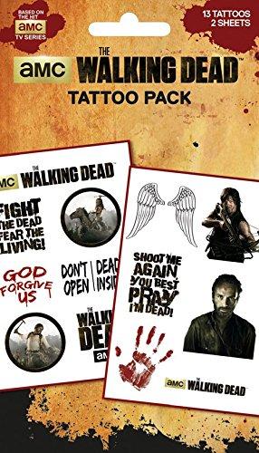 ead, Zeichen Tattoo Pack, Mehrfarbig ()