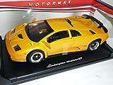 Lamborghini Diablo GT Coupe amarillo 1/18Motor Max Modelo Modelo de coche Auto