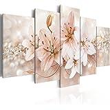 murando - Cuadro en Lienzo 200x100 cm - Flores - Impresion en calidad fotografica - Cuadro en lienzo tejido-no tejido - b-A-0297-b-o