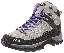 CMP Damen Trekking Schuhe Rigel Mid, beige (desert lavanda 102Q), 42, 3Q12946