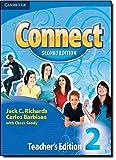 Connect Level 2 Teacher's Edition (Connect (Cambridge)) by Jack C. Richards (2009-07-27)