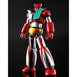 "Bandai Tamashii Nations ""Mazinger Z Getter Robo Color"" Super Robot Chogokin Action Figure by Bandai"