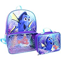 Preisvergleich für Disney Finding Dory Backpack and Lunch Bag Full Size 16 Inch by Disney