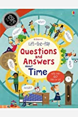 Lift-the-Flap Questions and Answers About Time (Lift-the-Flap Questions & Answers) Board book