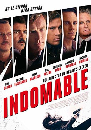 2012 Halsbänder (Indomable (Import Dvd) (2012) Gina Carano; Ewan Mcgregor; Steven Soderbergh)